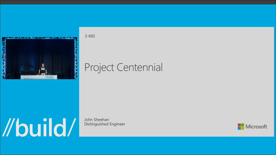 "Project Centennial"": Converting your Classic Windows App (Win32, .Net, COM) to a Universal Windows App for Distribution in the Windows Store"
