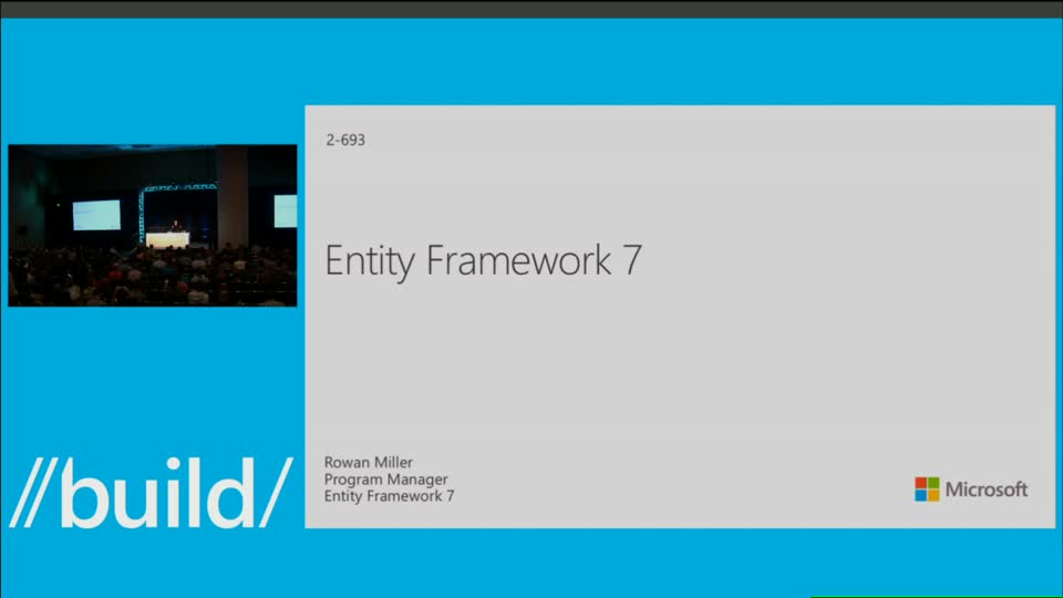 Entity Framework 7: Data for Web, Phone, Store, and Desktop