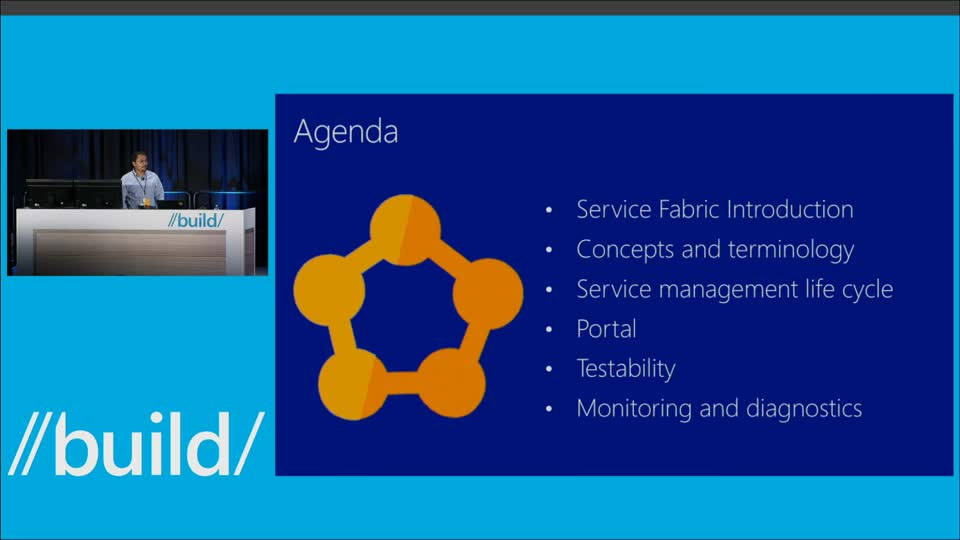 Deploying and Managing Services with Microsoft Azure Service Fabric