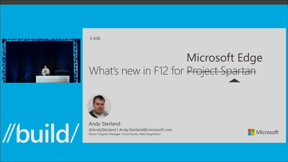 "What's New in F12 for ""Project Spartan"""