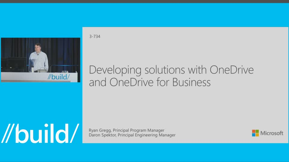 New OneDrive APIs for Developing Against OneDrive AND OneDrive for Business