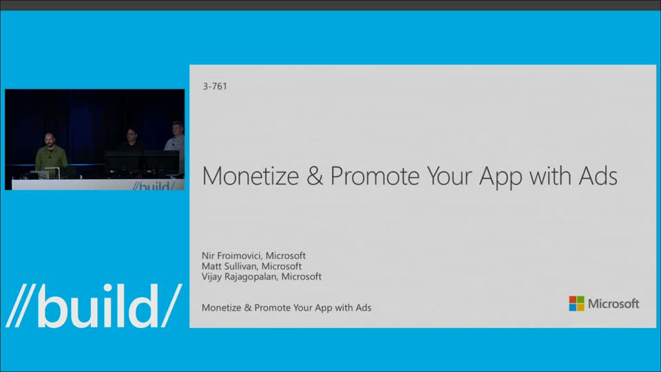 Monetize and Promote Your Universal Windows App with Ads