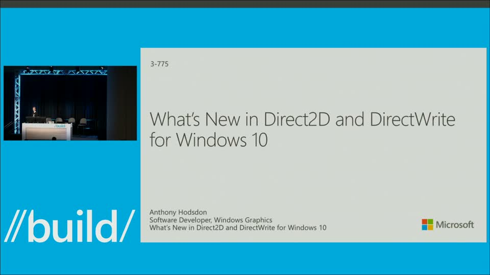 What's New in Direct2D and DirectWrite for Windows 10