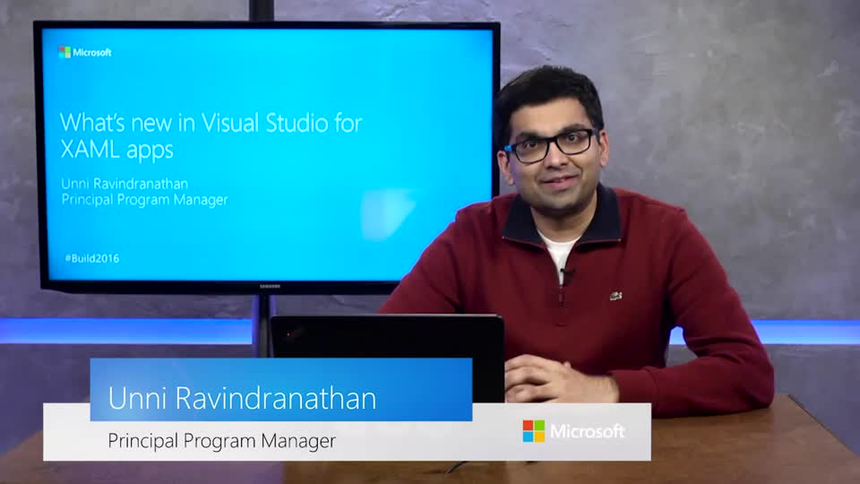 Tools for XAML Apps in Visual Studio vNext