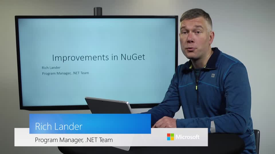 Make NuGet Your Company's Component Repository