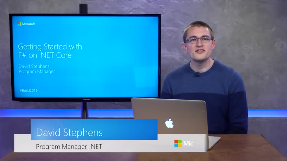 Getting Started with F# on .NET Core