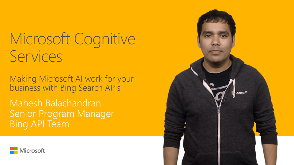 Make AI work for your business with custom search capabilities