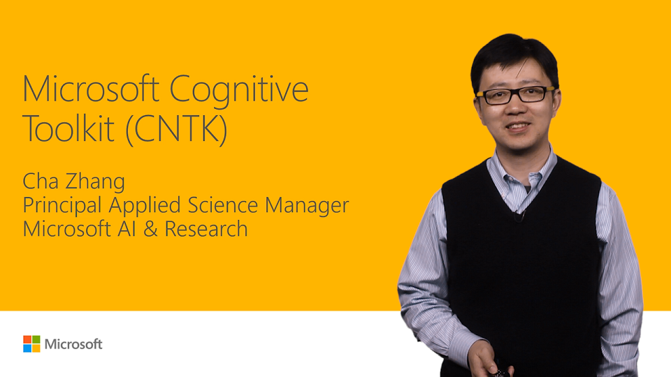 What's new in the Cognitive Toolkit