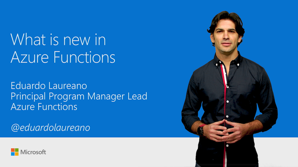 What's new in Azure Functions