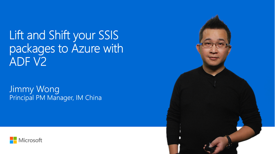 Lift and shift SSIS to the cloud by using Azure Data Factory