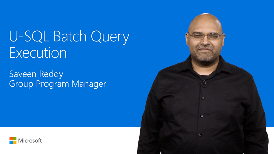 Large-scale data processing in Azure Data Lake