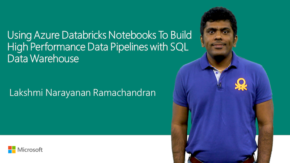 Use Azure Databricks Notebooks for high-performance data pipelines