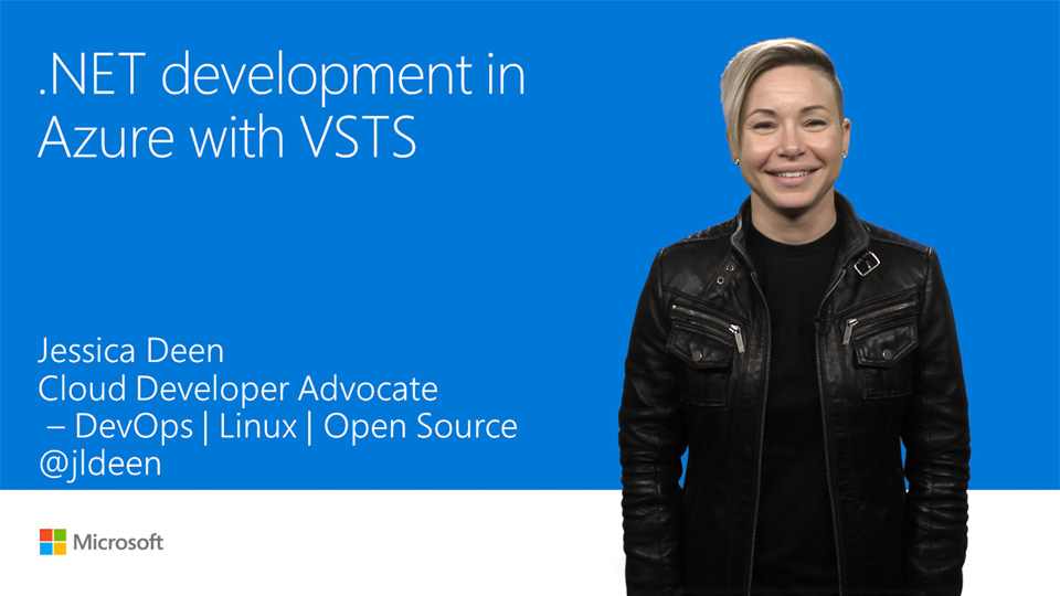 .NET development in Azure with Visual Studio Team Services