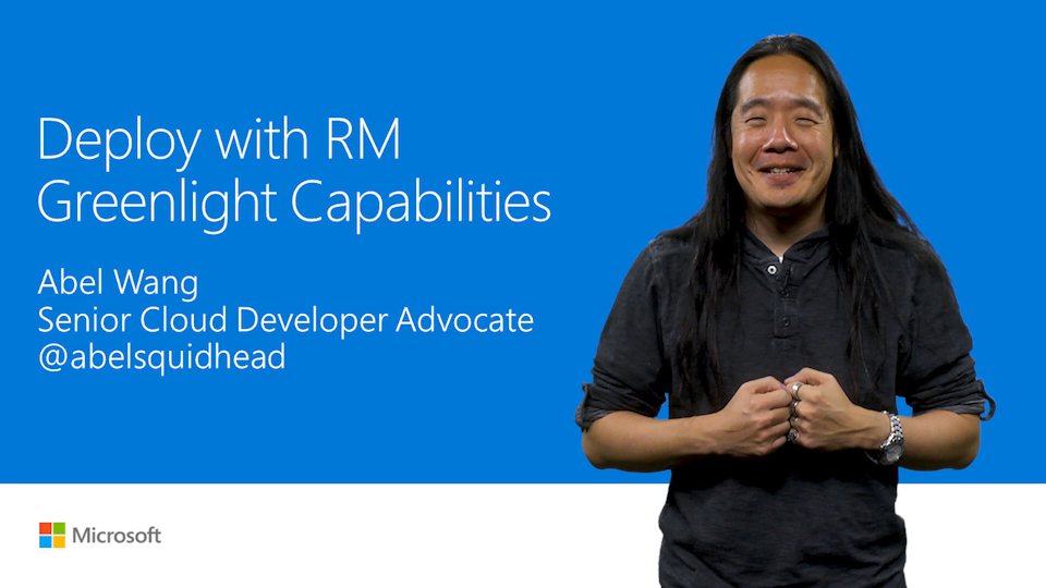 Deploy quicker and safer with new greenlighting capabilities in VSTS