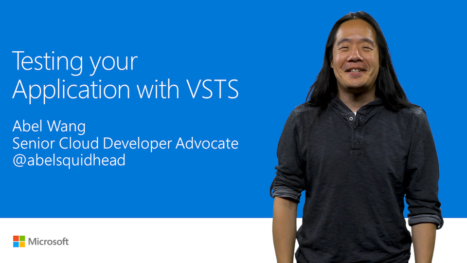Testing capabilities in Visual Studio Team Services