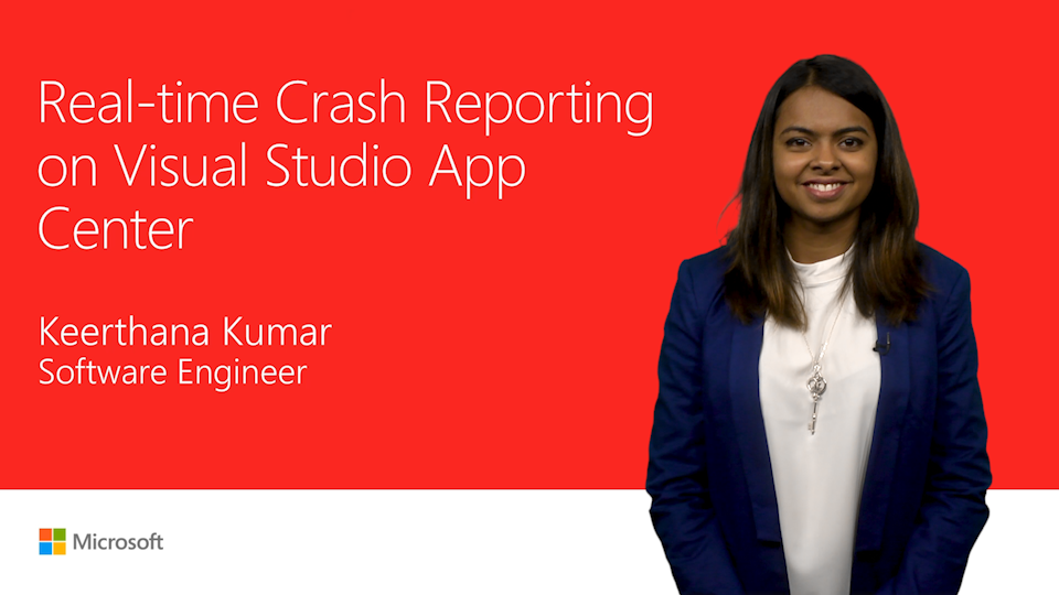 Monitor your apps with crash reporting and bug tracking in App Center