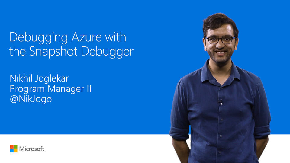 Debug Azure with the Snapshot Debugger