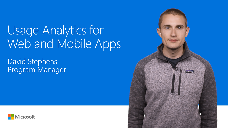 Usage analytics and customer insights for your web and mobile apps