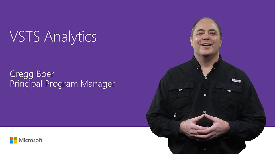 Visual Studio Team Services Reporting: Dashboards, Power BI, and OData