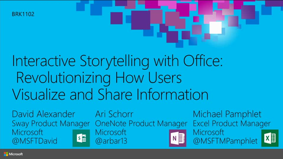 Interactive Storytelling with Office: Revolutionizing How Users Visualize and Share Information