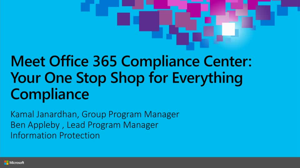 Meet Office 365 Compliance Center: Your One Stop Shop for Everything Compliance