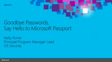 The End Game for Passwords and Credential Theft?