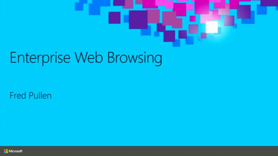 Enterprise Web Browsing