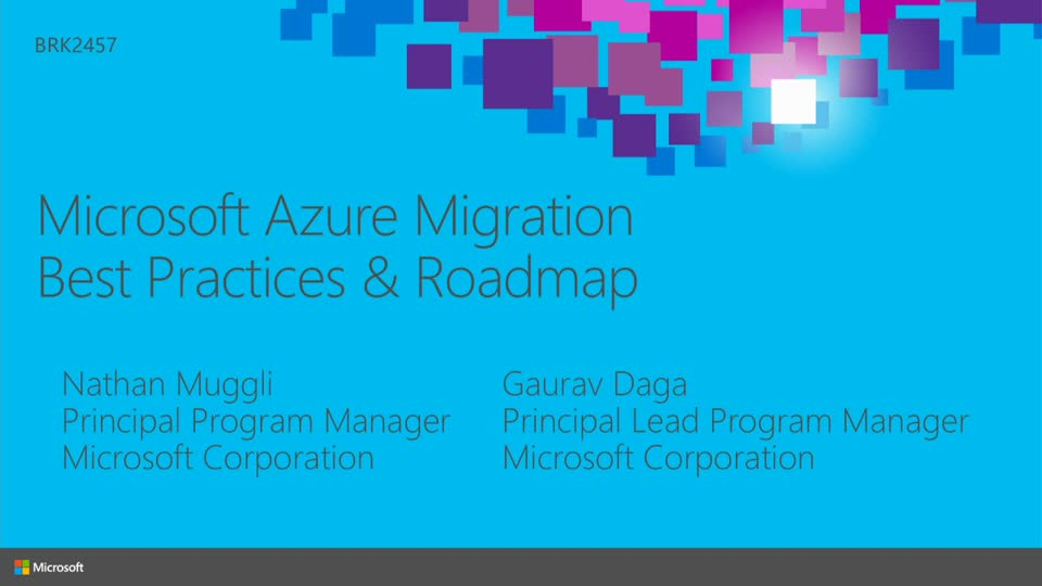 Microsoft Azure Migration Roadmap