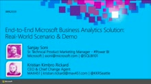End-to-End Business Analytics Solution: Real-World Scenario & Demo