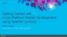 Getting Started with Cross-Platform Mobile Development with Apache Cordova