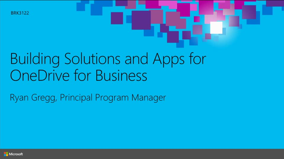 Building Solutions and Apps That Leverage OneDrive for Business