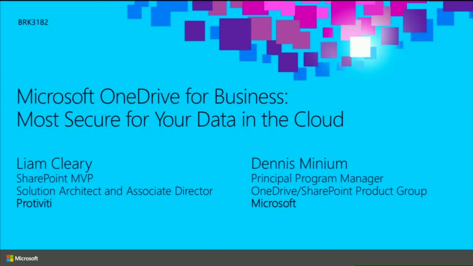 Microsoft OneDrive for Business: Most Secure for Your Data in the Cloud