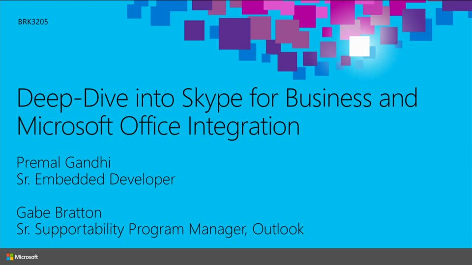 Deep-Dive into Skype for Business and Microsoft Office Integration
