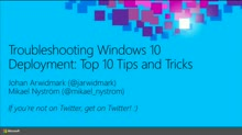 Troubleshooting Windows 10 Deployment: Top 10 Tips and Tricks