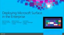 Deploying Microsoft Surface Pro 3 in the Enterprise
