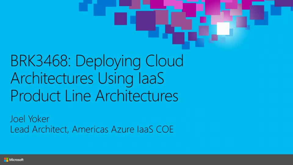 Deploying Cloud Architectures Using IaaS Product Line Architectures