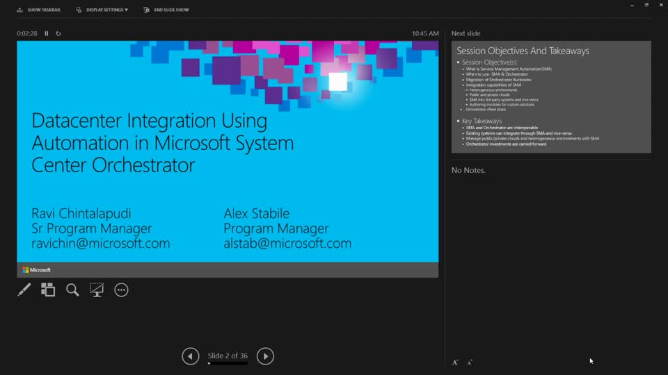 Datacenter Integration Using Automation in Microsoft System Center Orchestrator