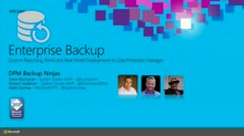 Enterprise Backup: Custom Reporting, BAAS and Real-World Deployments in Data Protection Manager