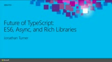 The Future of TypeScript: ECMAScript 6, Async/Await, and Richer Libraries