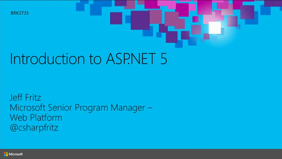 Introduction to Microsoft ASP.NET 5