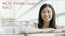 Exam Prep Session for Exam 70-246 and Exam 70-24: Private Cloud (Part 2)