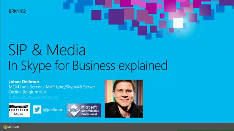 SIP Signaling, Negotiation and Media Flows in Skype for Business, Explained