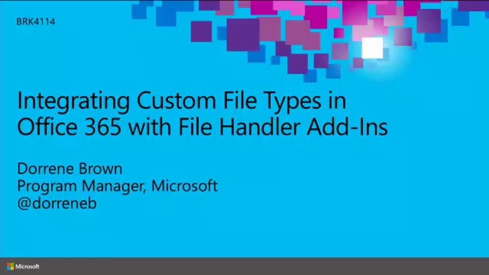 Integrating Custom File Types in Office 365 with FileHandler Add-ins