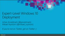 Expert-Level Windows 10 Deployment