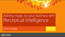 Adding magic to your business with Perceptual Intelligence