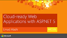 Cloud-Ready Web Applications With ASP.NET 5