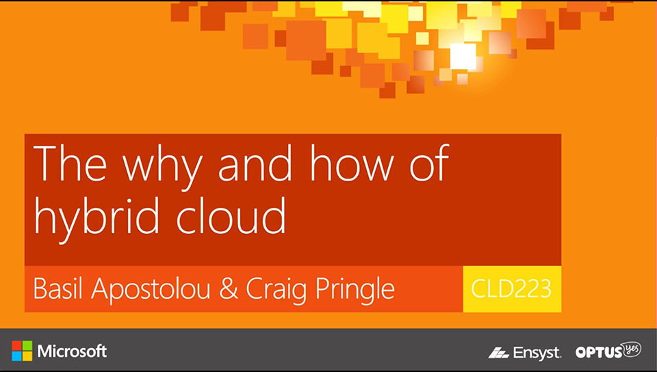 The Why and How of Hybrid Cloud