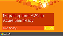 Migrating Workloads from Amazon AWS to Azure Seamlessly
