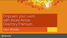 Empower your users with Azure Active Directory Premium