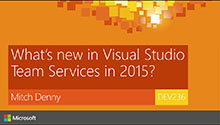 What's new in Visual Studio Online in 2015?